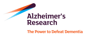 Alzheimer's Research Dementia Charity Logo