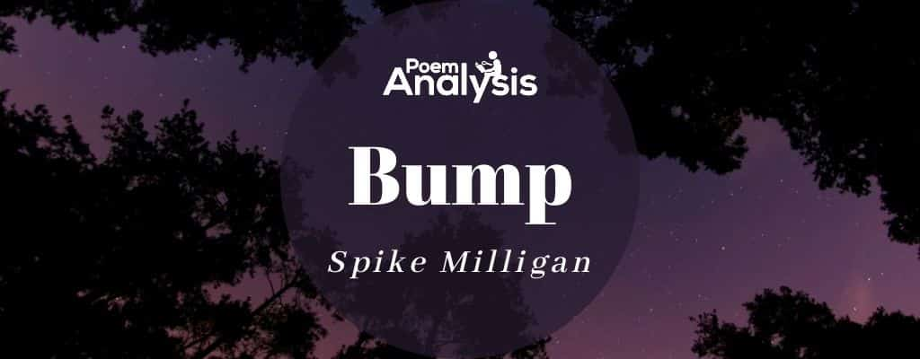 Bump by Spike Milligan