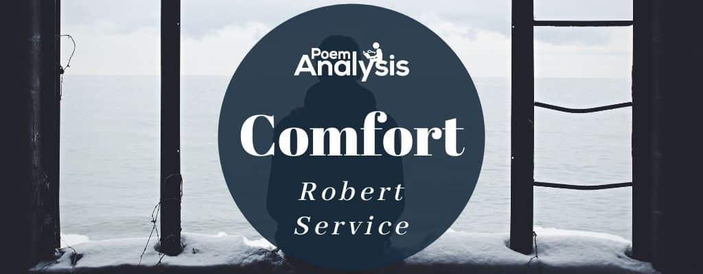 Comfort by Robert Service