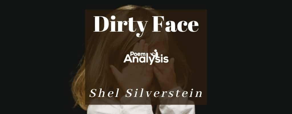 Dirty Face by Shel Silverstein