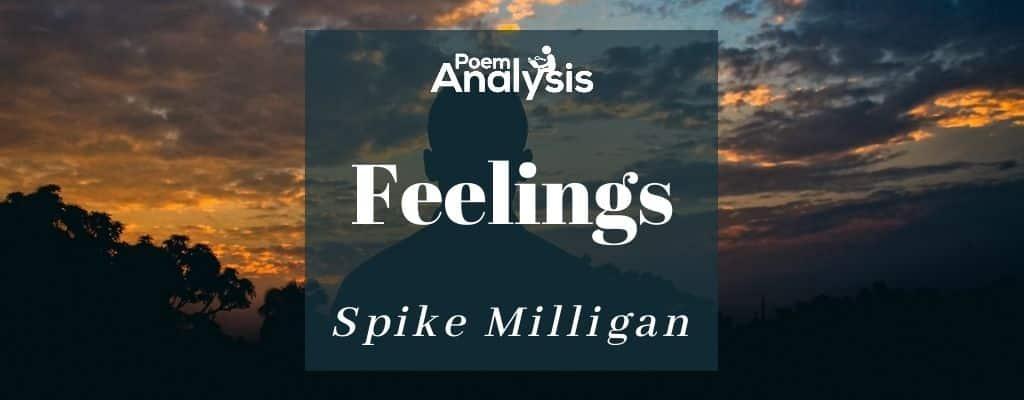 Feelings by Spike Milligan