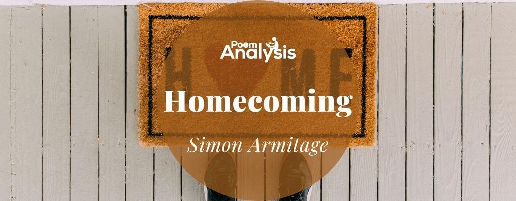Homecoming by Simon Armitage