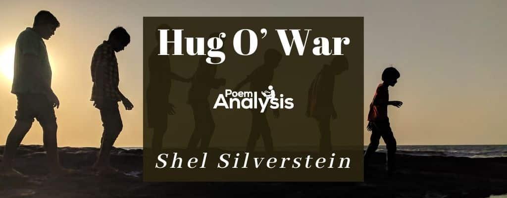 Hug O' War by Shel Silverstein