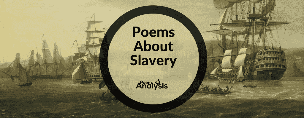 15 poems about slavery