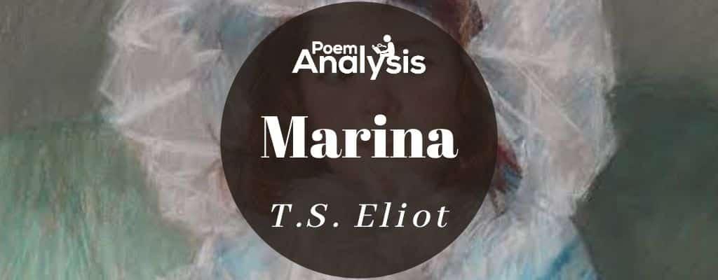 Marina by T.S. Eliot