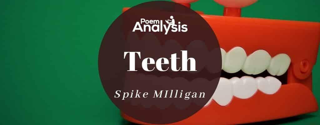 Teeth by Spike MIlligan