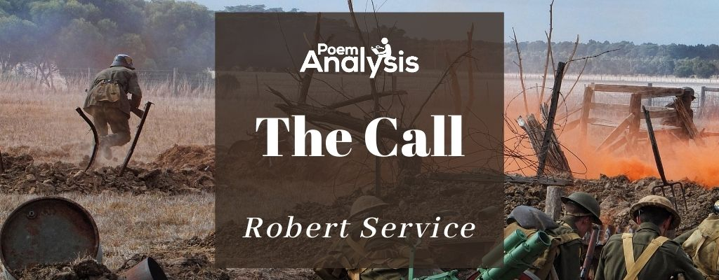 The Call by Robert Service
