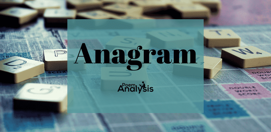 Anagramdefinition and examples