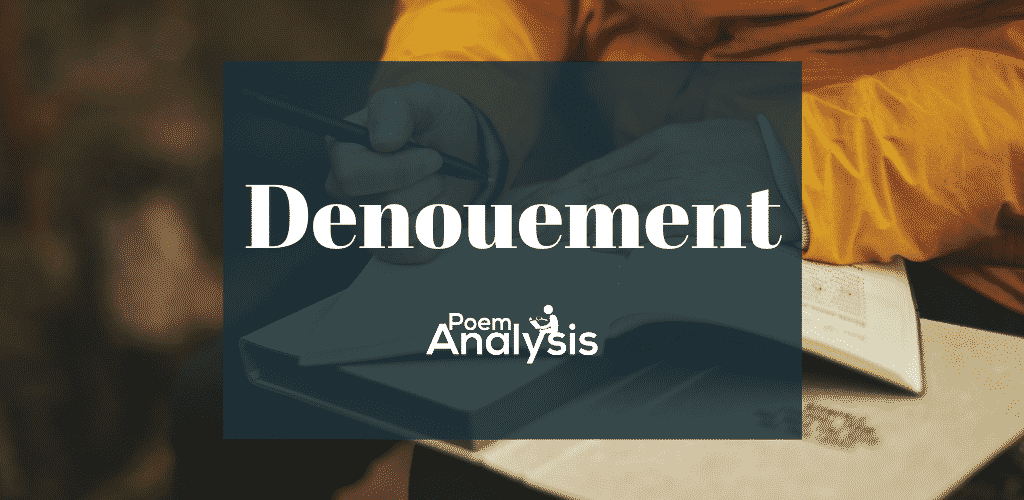 Denouement definition and examples