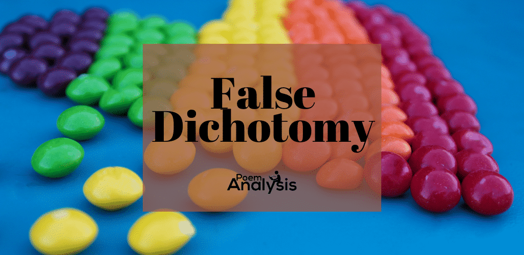 False Dichotomydefinition and examples