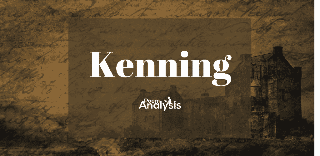 Kenning definition and examples