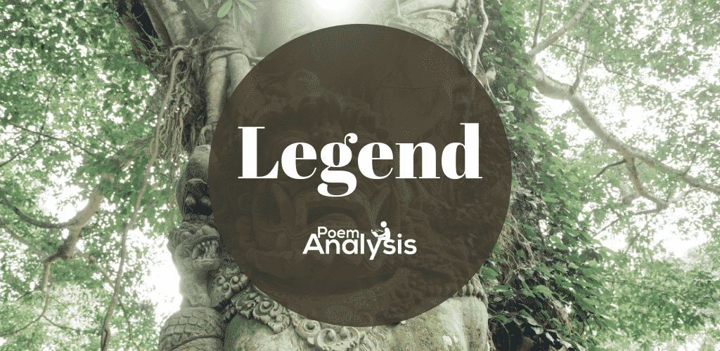 Legend definition and examples