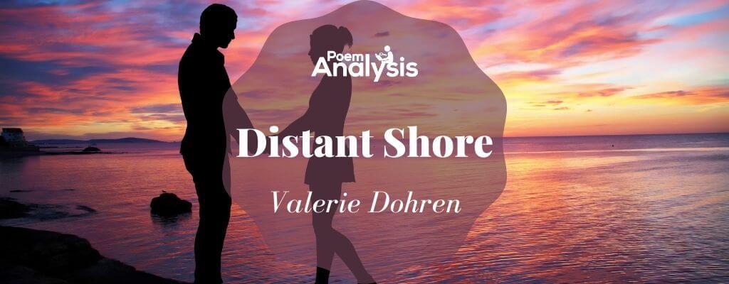 Distant Shore by Valerie Dohren