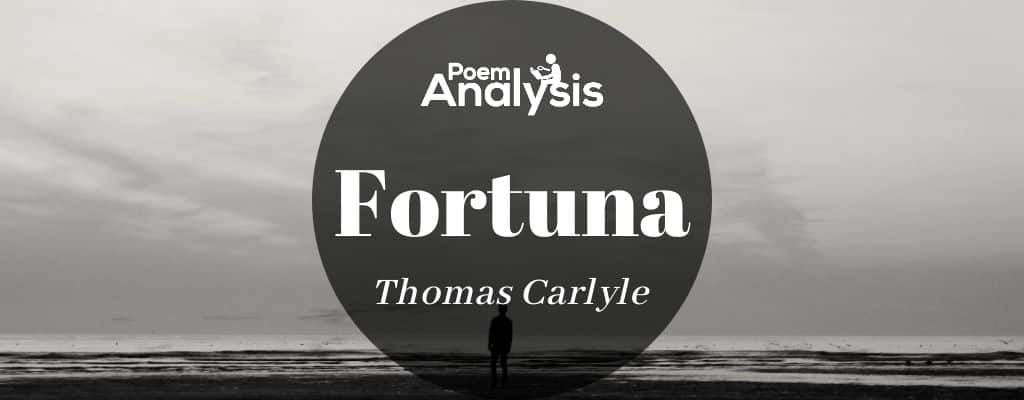 Fortuna by Thomas Carlyle