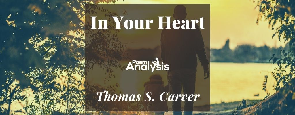 In Your Heart by Thomas S. Carver