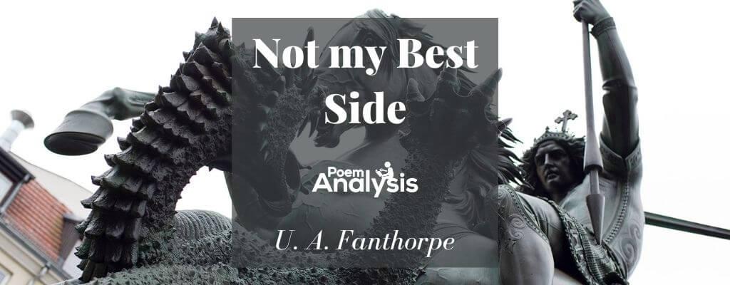 Not my Best Side U. A. Fanthorpe