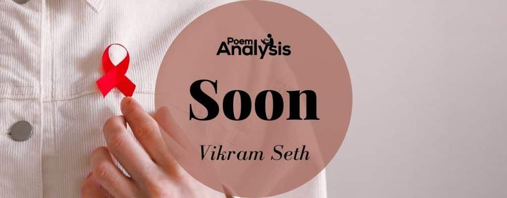 Soon by Vikram Seth