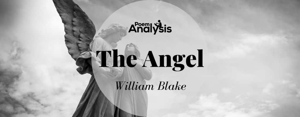 The Angel by William Blake