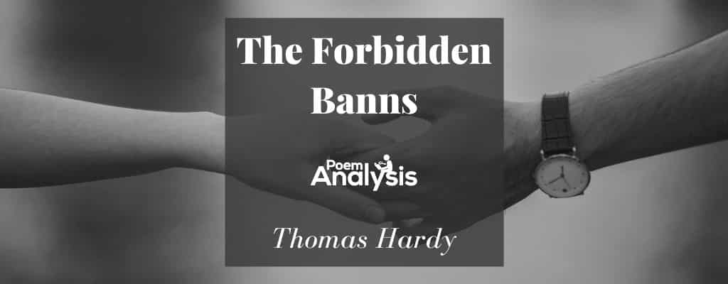 The Forbidden Banns by Thomas Hardy