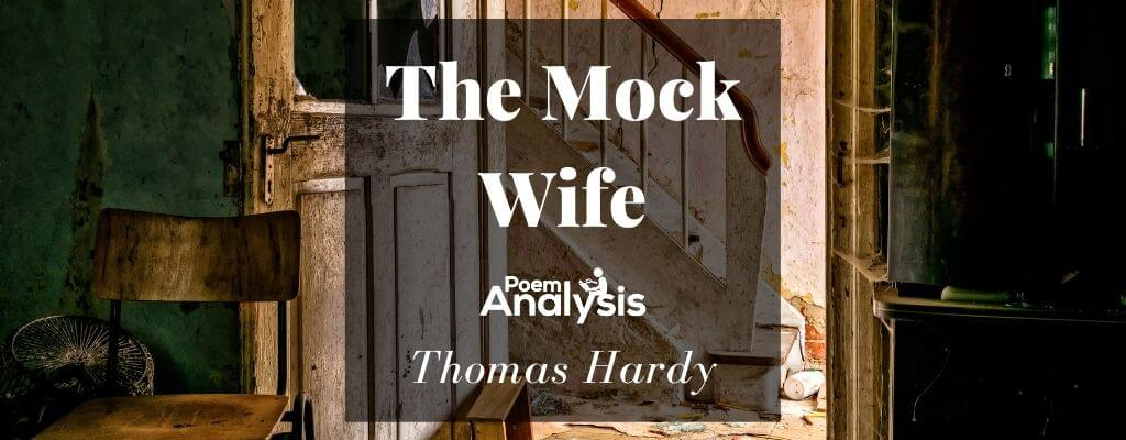 The Mock Wife by Thomas Hardy