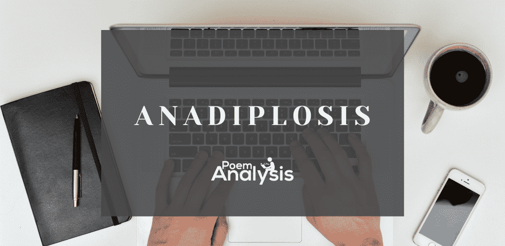 Anadiplosis definition and examples
