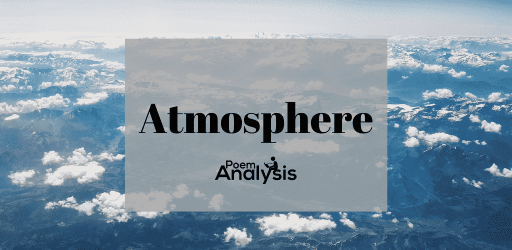 Atmosphere definition and examples
