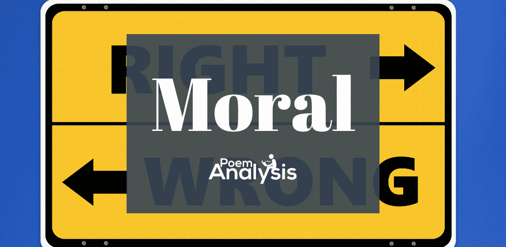 Moral definition and meaning