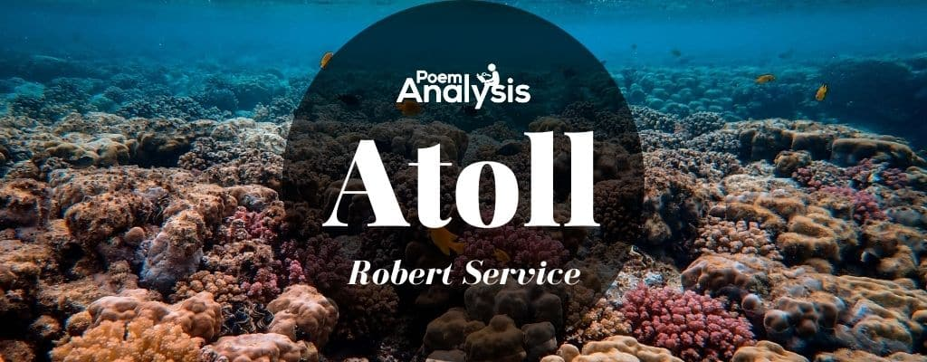 Atoll by Robert Service