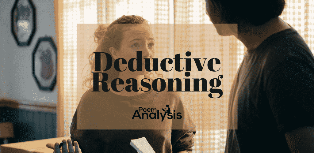 Deductive Reasoning definition and examples