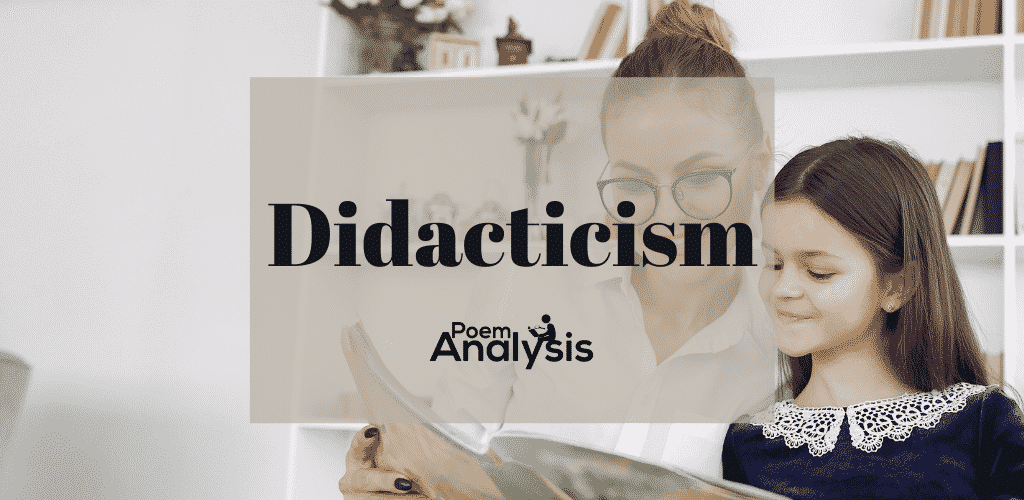 Didacticism definition and examples