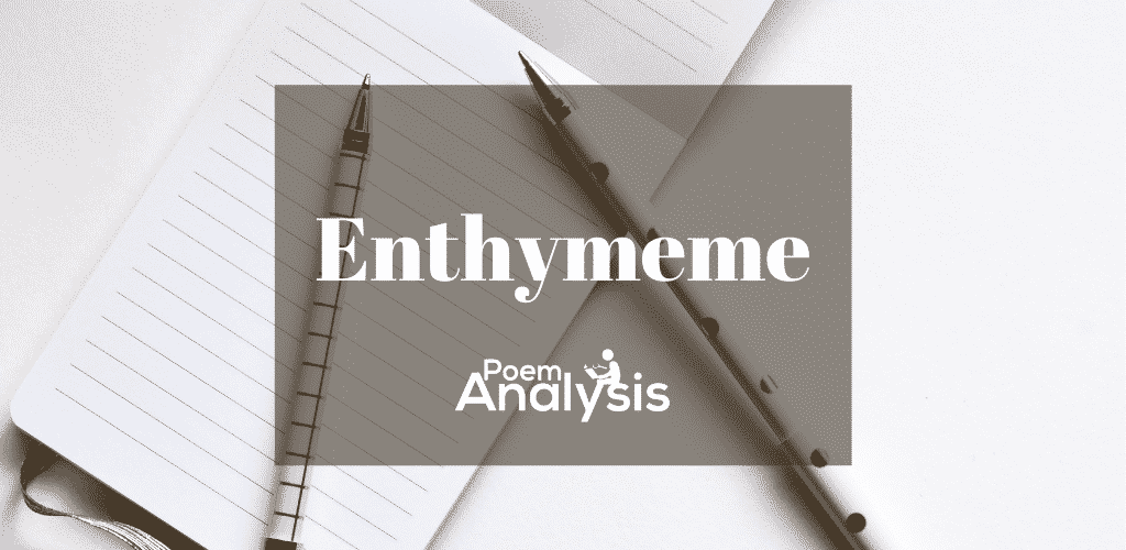 Enthymeme definition and examples