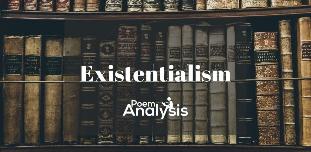 Existentialism definition and literary examples