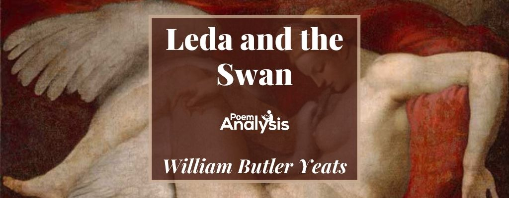 Leda and the Swan By William Butler Yeats
