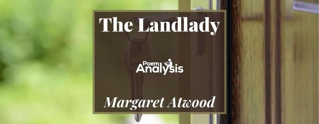 The Landlady by Margaret Atwood