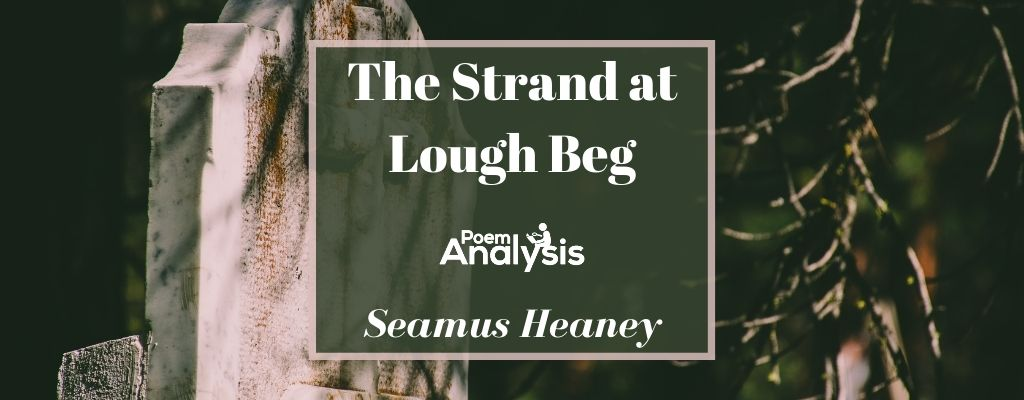 The Strand at Lough Beg by Seamus Heaney