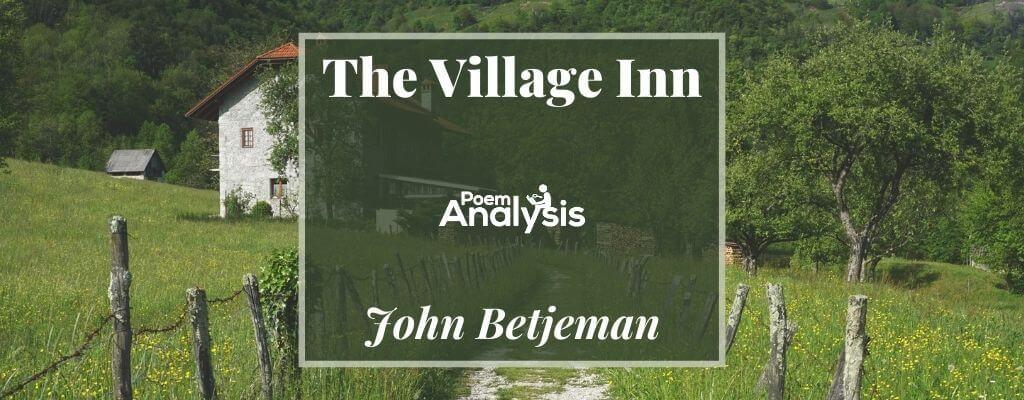 The Village Inn by John Betjeman