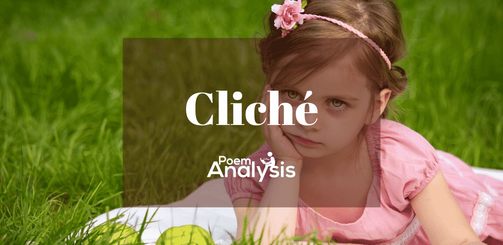 Cliché definition and examples