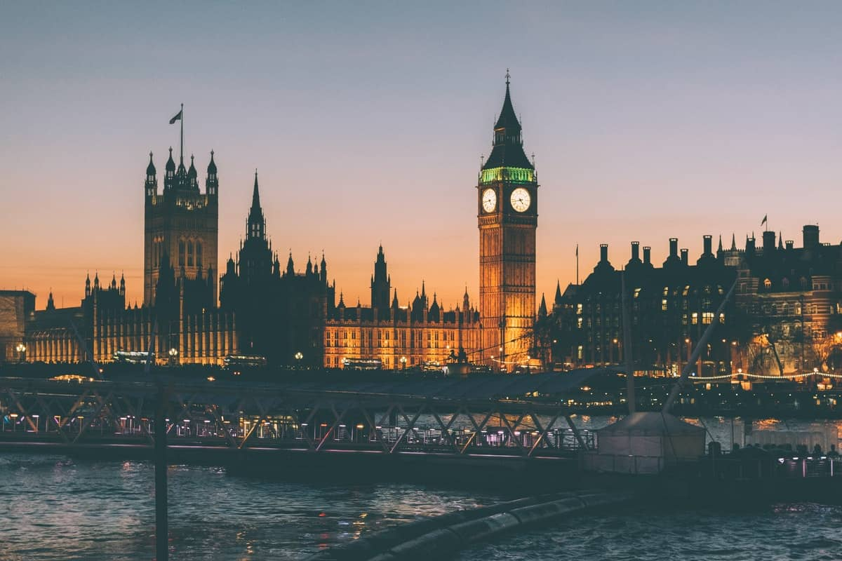 London by Samuel Johnson Visual Representation