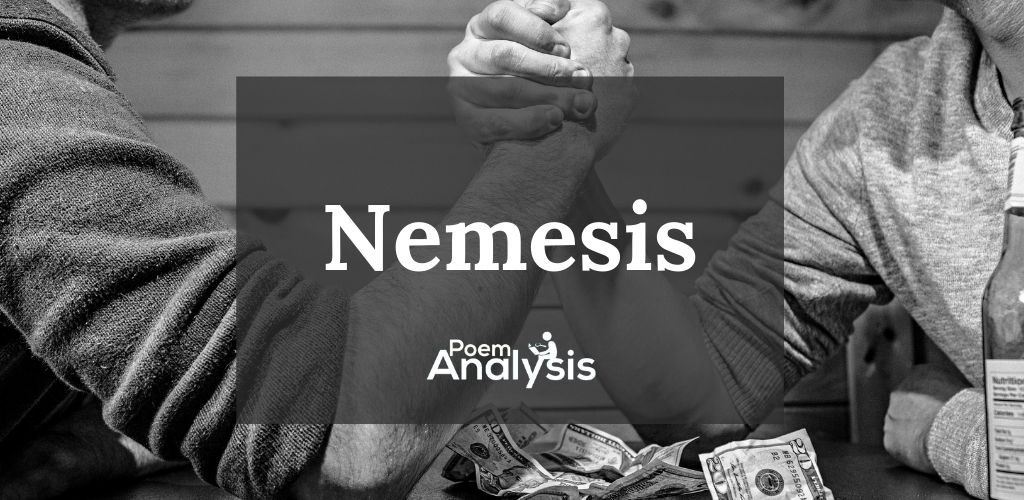 Nemesis literary definition and examples