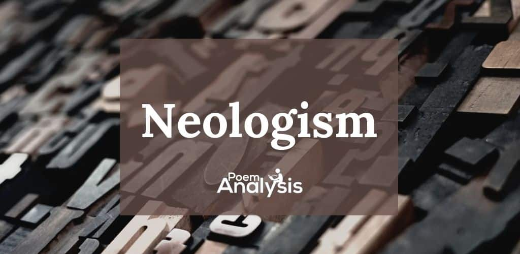 Neologism definition and examples