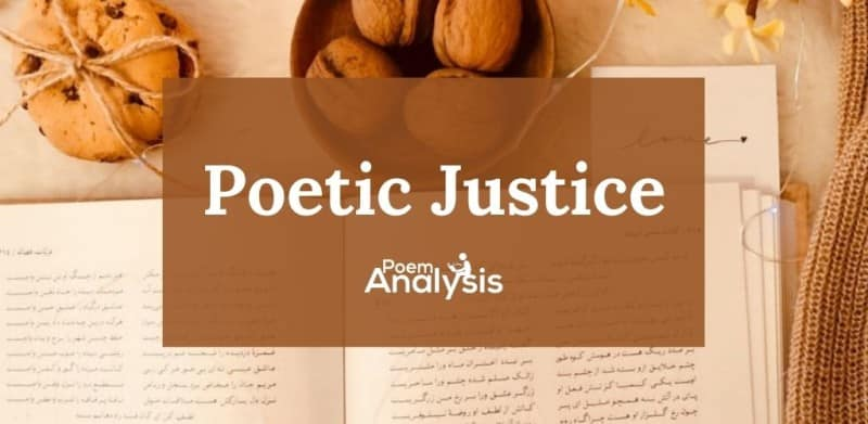 Poetic Justice definition and examples