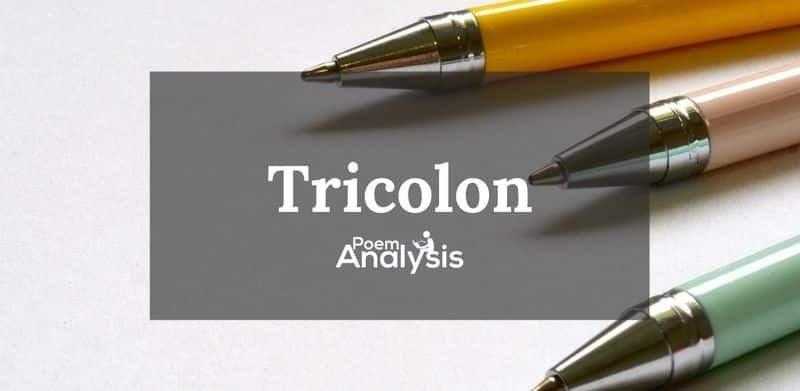 Tricolon definition and examples
