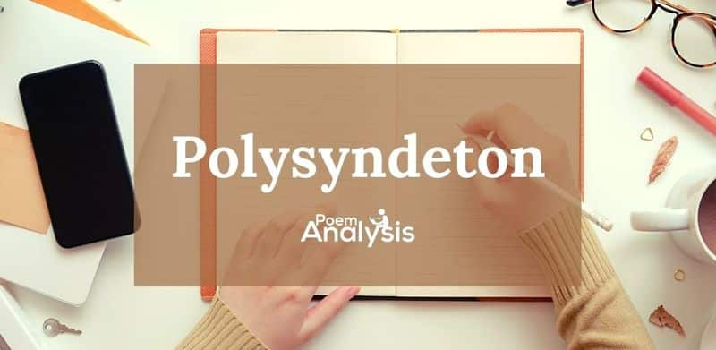 Polysyndeton definition and examples