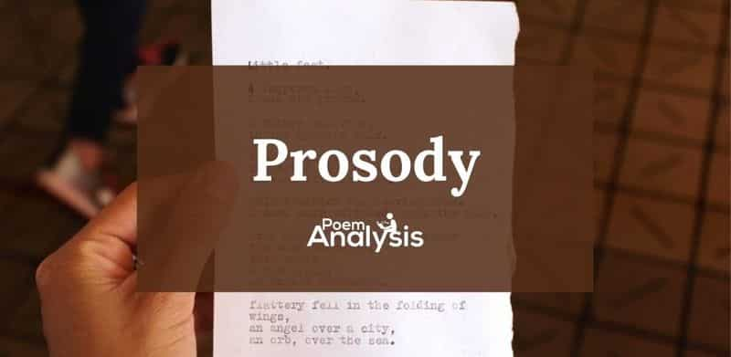 Prosody definition and examples