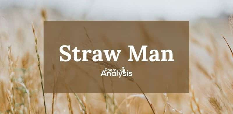 Straw Man Fallacy definition and examples