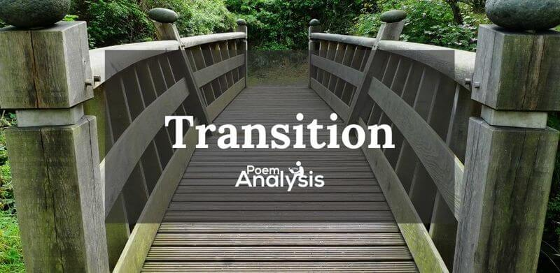 Transition definition and examples