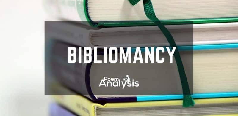 Bibliomancy definition and examples