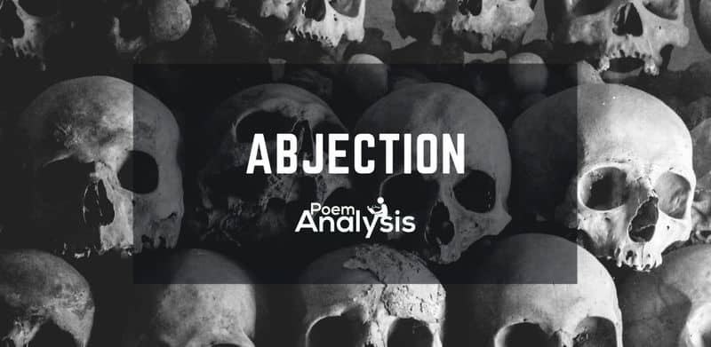 Abjection definition and examples