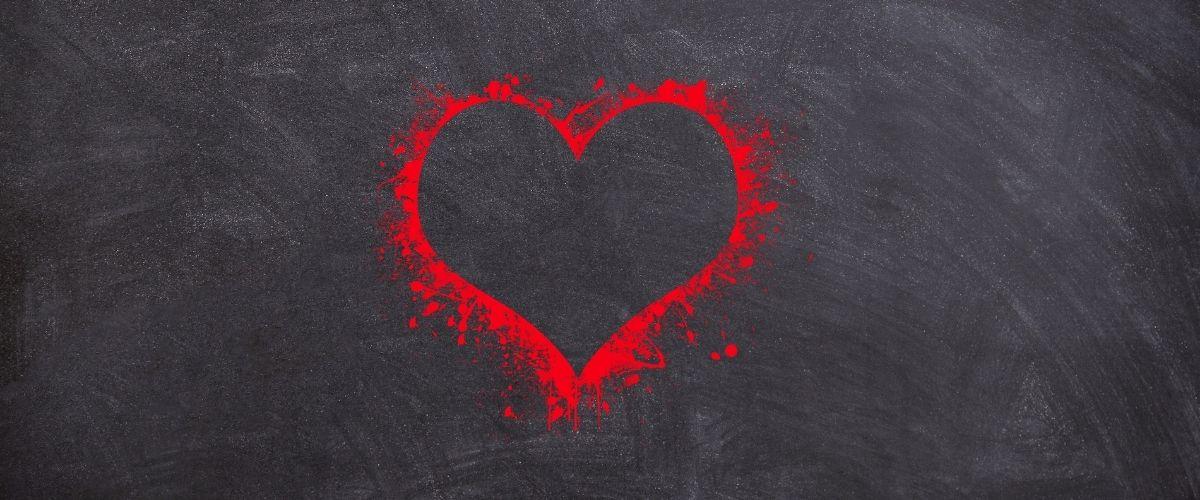 The Secret Heart by Robert Coffin Visual Representation
