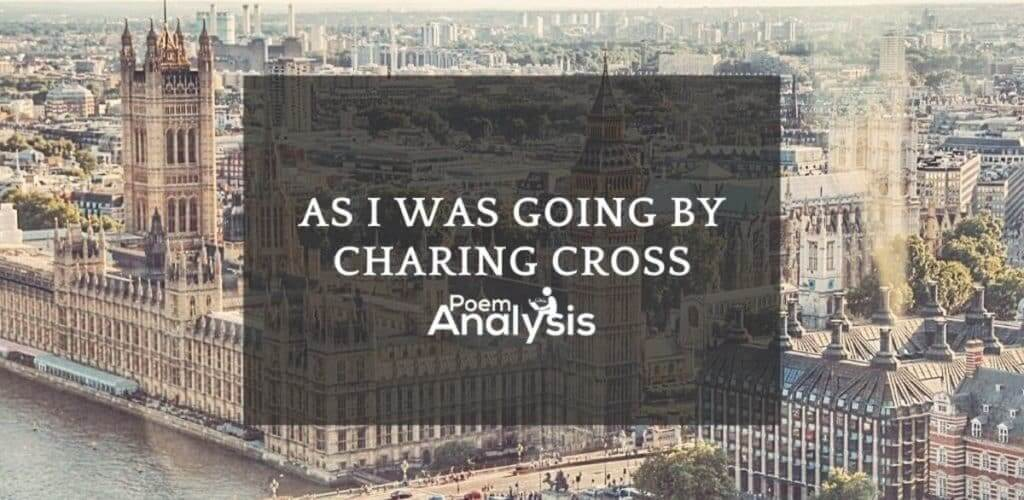 As I Was Going by Charing Cross Nursery Rhyme
